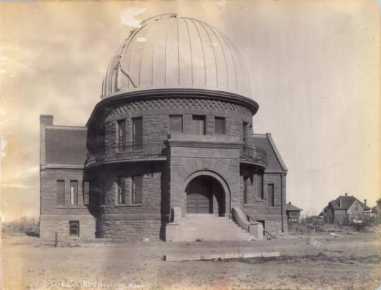 History of University Park, Denver