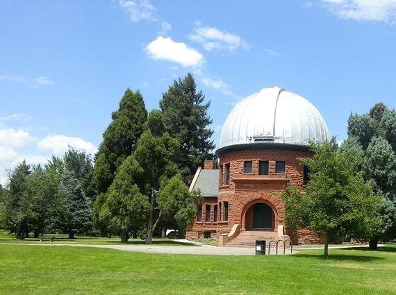 History of Observatory Park, Denver