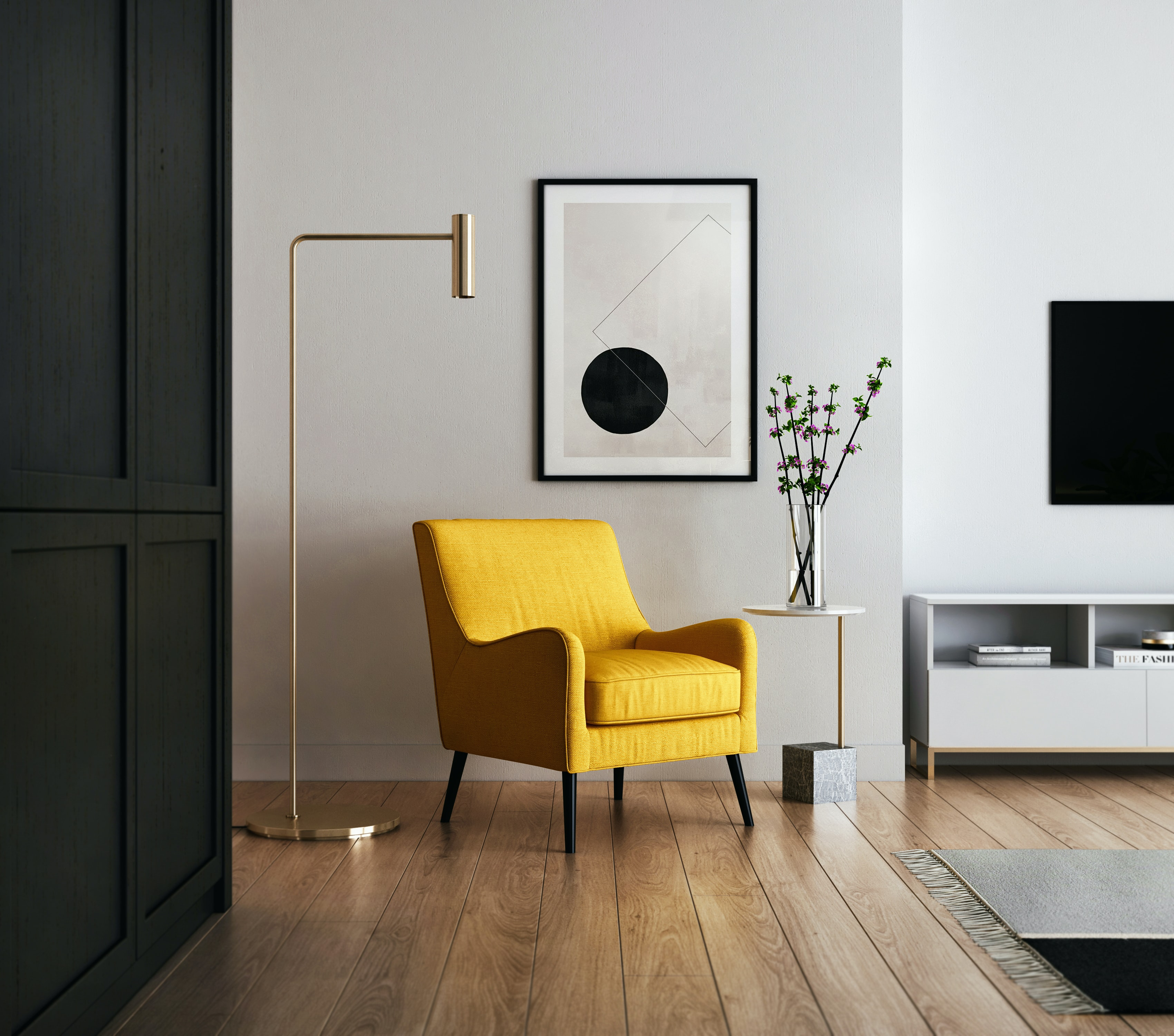 10 Minimalist Living Room Tricks To Achieve More With Less